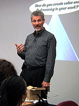 Roger Reece, speaker, trainer and coach